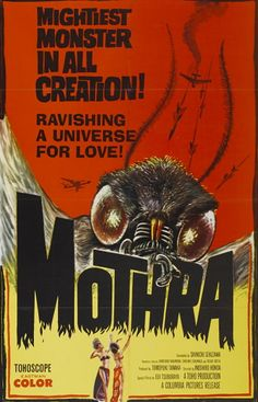 Mothra / HU DVD 10475 / http://catalog.wrlc.org/cgi-bin/Pwebrecon.cgi?BBID=12030787