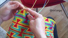 Wayuu Çanta Yapımı #3 - Model Yapımı