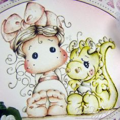 Magnolia Cards by Kim Piggott: Bestest Friends!