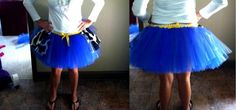 Adult Tutu by www.BlissyCouture.net Made in any colors