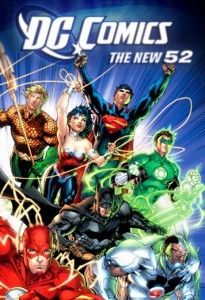 DC – The New 52