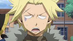 I don't own the song or anything, I didn't even do the whole song(CusI'mLazy) but it's by Bo Burnham When am I ever going to make another serious amv. Fanfic Fairy Tail, Fairy Tail Meme, Nalu, Fairytail, Sting X Lucy, Fairy Tail Sting, Laxus Dreyar, Gifs, Anime Family