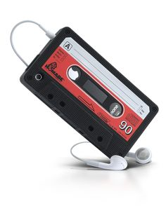 who doesn't want their iphone to represent the nostalgia of mix tapes?! genius.