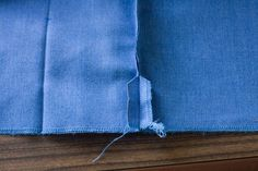 Tricks of the Trade - How to Hem an Inverted Pleat