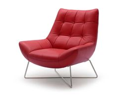 James Leather Chair Chair Living Room Furniture Layout