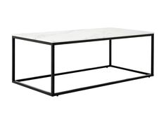 CARRIE Couchtisch 120 Weiss - Couchtische - Tische - Für den In
