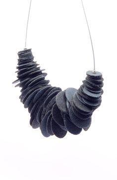 Blue Contina Necklace