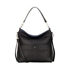Rosetti Black Bonnie Hobo Bag | Debenhams