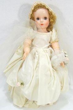 `Madame Alexander Wendy Bride Doll