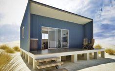 Granny Flat Builders use Duratuff Select vinyl cladding – Selector