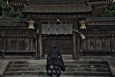 宮司一拝 @熊野本宮大社 例大祭 本殿祭 @和歌山県田辺市本宮 2013-04-15 | Flickr - Photo Sharing!