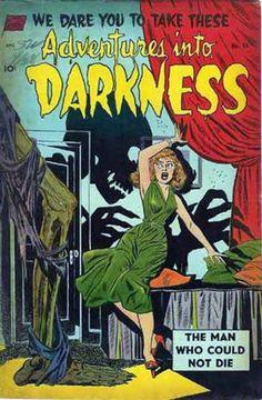 Adventures Into Darkness