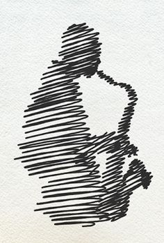 Just a small scribble can make up what sounds so wonderful -- jazz. -- Jazz by Zuhal Arslan Art Sketches, Art Drawings, Pencil Drawings, Music Drawings, Small Drawings, Scribble Art, Jazz Art, Arte Sketchbook, Art Plastique