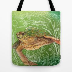 Shelley II Tote Bag by Catherine Holcombe - $22.00