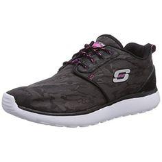 Chollo en Amazon: Zapatillas de deporte Skechers CounterpartFront Line solo 29,97€ (un 26% de descuento sobre el precio anterior y precio mínimo histórico)