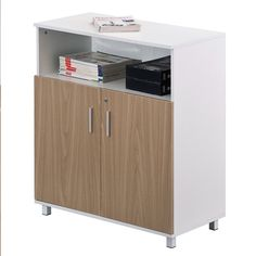 Beauty Simple File Cabinet Furniture Modern Wooden 2 Door Office Storage  Cabinet   Buy Tall Storage Cabinets With Doors,Wood Sliding Door Cabinet,File  ...