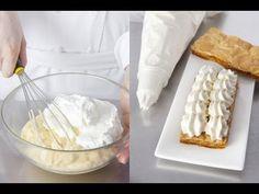 Technique de cuisine : préparer une crème légère