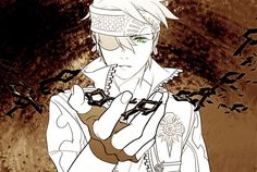 Tags: Anime, Fanart, D.Gray-man, Lavi, Pixiv