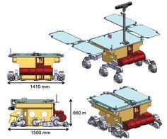 Rover-Exomars-2010 - ExoMars – Wikipedia