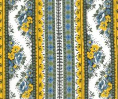 French Country Fabric for a valance or bedskirt