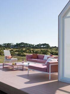 small table: reel ? collection: b&b italia outdoor ? design ... - Modulares Outdoor Sofa Island
