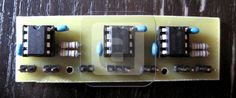 This circuitry is an elementary phase shifter but I think it represents the best solution for bridging two amplifiers. I don't know if you already know the theory of bridged amplifiers, otherwise, on the Wikipedia's website, you can find the main information about it.