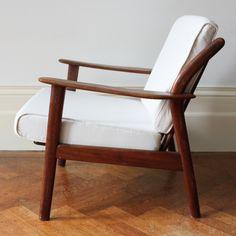 Mid Century Danish Chair