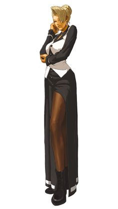 Mature - Origin: King of Fighters 96 King Of Fighters, Video Game Characters, Female Characters, Work Fashion, Fashion Art, Female Fighter, Cosplay, Fighting Games, Girls 4