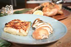 the chew mario batali potato gratin The Chew Recipes, Chef Recipes, Food Network Recipes, Italian Recipes, Italian Foods, Dinner Recipes, Restaurant Recipes, Potato Recipes