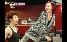 우리 결혼했어요 - We got Married, Jo Kwon, Ga-in(35) #02, 조권-가인(35) 20100717