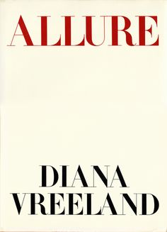 Allure [with Signed Letter]