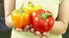 Los cinco vegetales más fáciles de cultivar en tu casa y qué beneficios te pueden traer  La mejor época para plantar pimientos es la primavera.Foto:Archivo/BBC