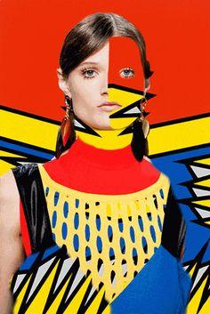 Milan Fashion Week GIFS, SS16, Dazed Digital
