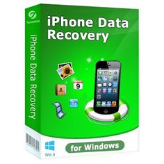 Tenorshare iPhone Data Recovery 6.7.0.1 With Crack Free Download