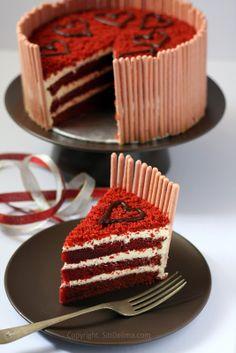 OKI Feb 2013 & RV Rocky Stick Cake ~ :: Dari Dapur CT ::