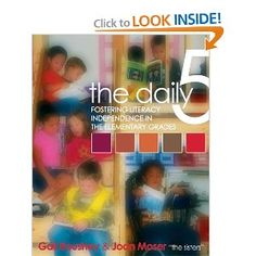 daily 5 book