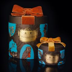 Penhaligon's Christmas GiftCollection - The Dieline -
