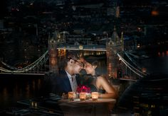 The Shard Wedding of Aakriti and Shrish in Shangri-la Wedding Venue. The amazing views, absolutely fabulous interior and lovely couple.