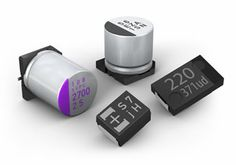 Understanding polymer and hybrid capacitors