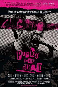 Punks not dead film