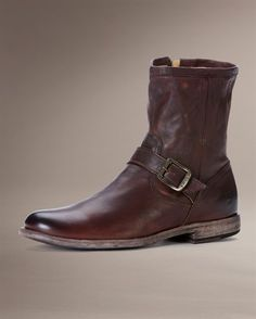 Phillip Inside Zip - Men's Leather Boots - Bestsellers - The Frye Company