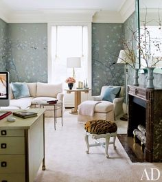 50 Home Office Design Ideas That Will Inspire Productivity Photos | Architectural Digest