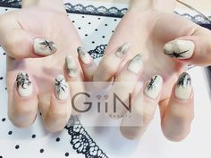 Abstract #nail #nails #nailart #nailpolish #naildesign #nailswag #manicure #fashion #beauty #nailstagram #nailsalon #instanails #nails2inspire #love #ネイル #art #gelnail #cute #gelnails #polish #style #gel #naildesigns #instanail #pretty #black #nailtech #marble #painting