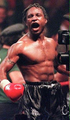 Nigel Benn - The Dark Destroyer