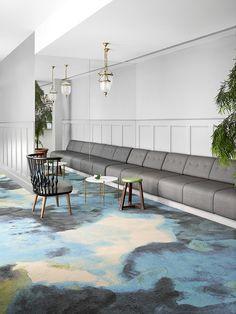 Fields of Flow Water Colour by ege carpets http://www.egecarpets.com/carpets/wall-to-wall-carpets/watercolour-blue.aspx
