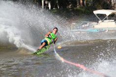 Edward River Skiing