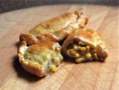 Corn and Cheese Empanadas - Empanadas con Choclo y Queso: Corn and Cheese…