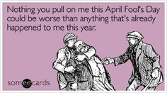 Happy April Fool's Day :)
