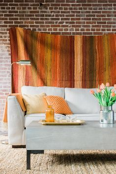 How to Find The Most Perfect Oversized Wall Art >> http://blog.diynetwork.com/maderemade/2015/10/21/how-to-find-big-wall-art/?soc=pinterest