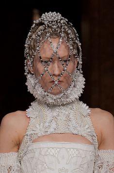 Alexander McQueen Fall 2013 - Details